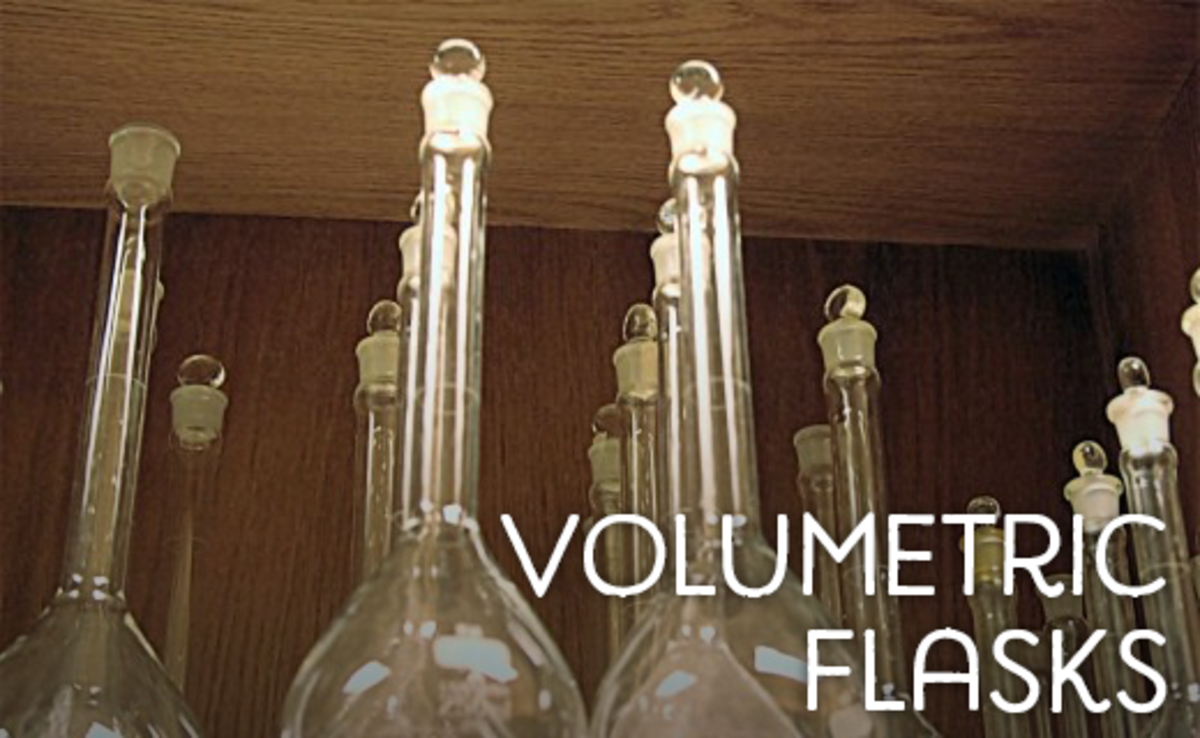 Volumetric flasks