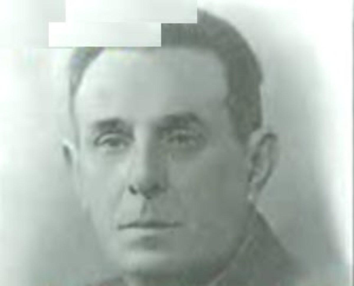 General Mario Lombardo. Rosalia's supposed father.