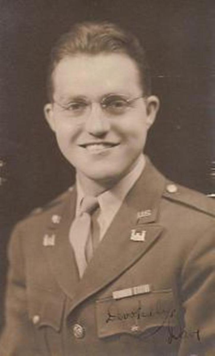 Col. David Pergrin