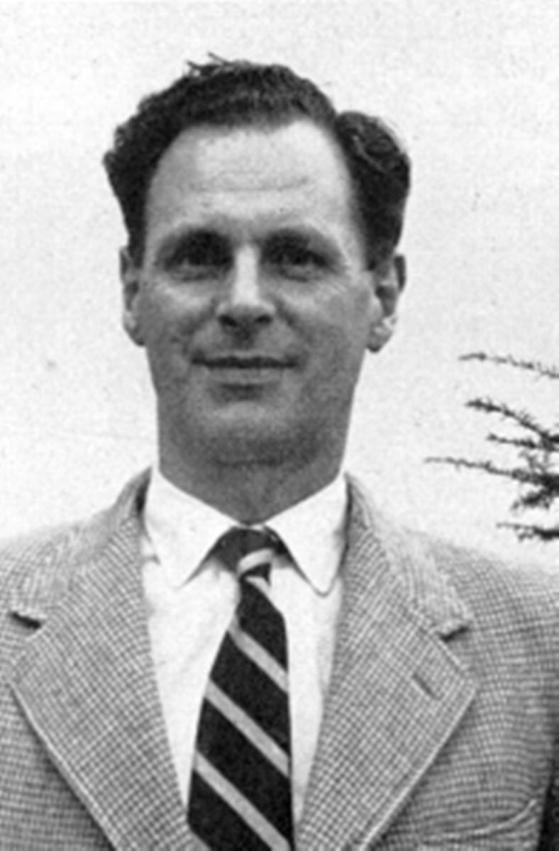 Ernest Gordon (1916-2002)