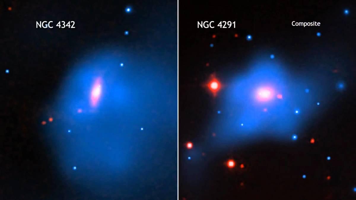 NGC 4342 and NGC 4291.