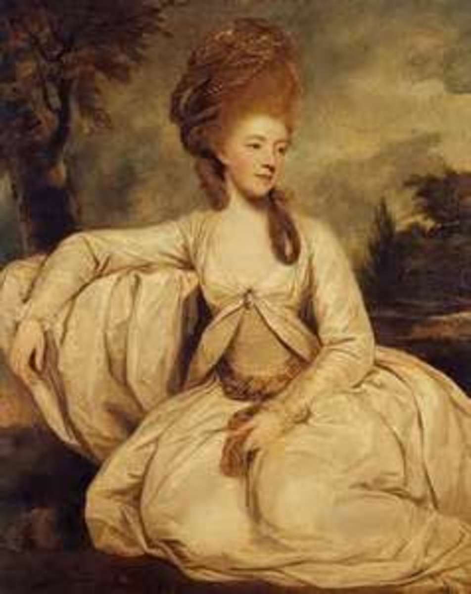 Wordsworth's wife, Mary Hutchinson.