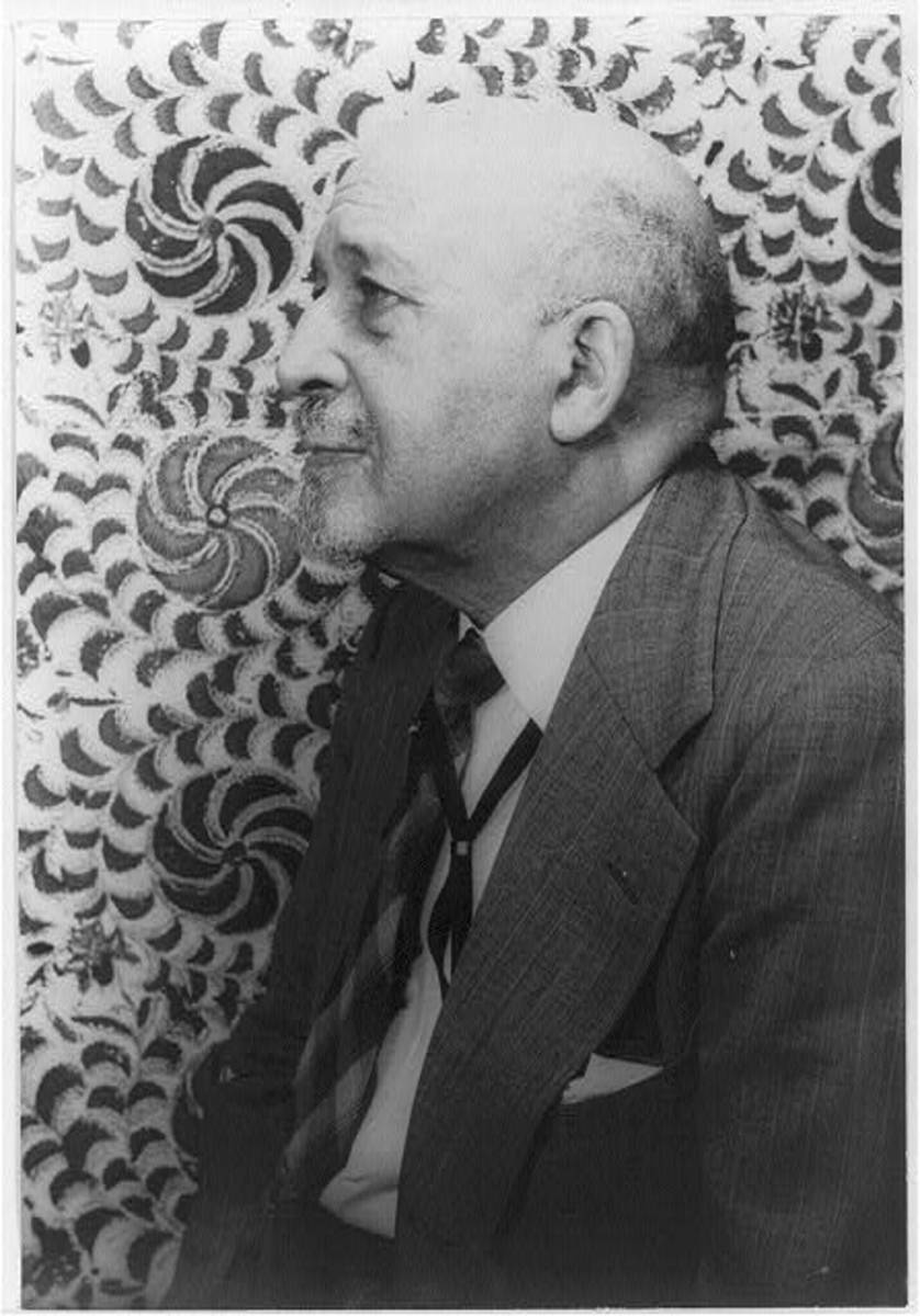 Du Bois in 1946