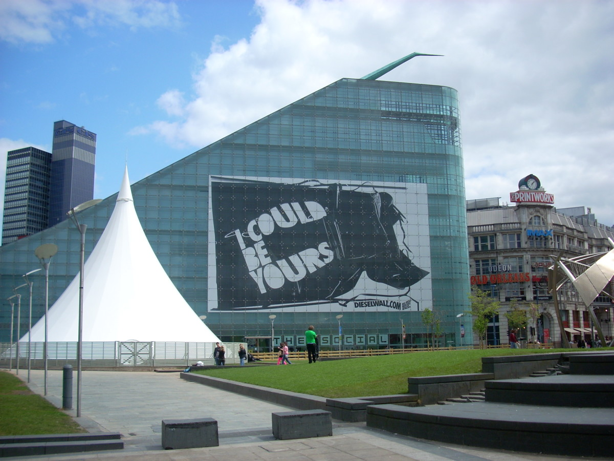 Urbis (National Football Museum)