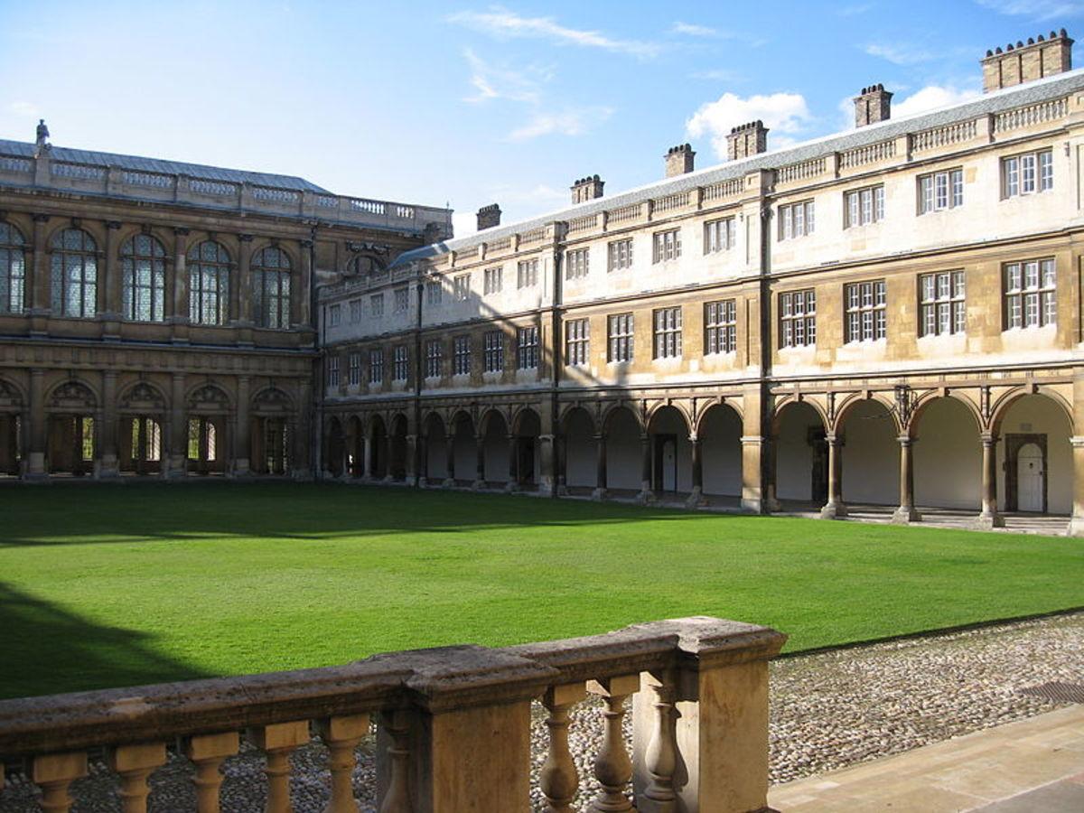 Neville's Court, Trinity College