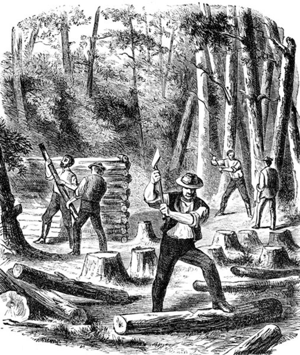 The Founding of Jamestown