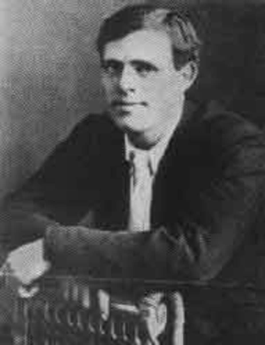 Thanks for the classic novel, Jack London!