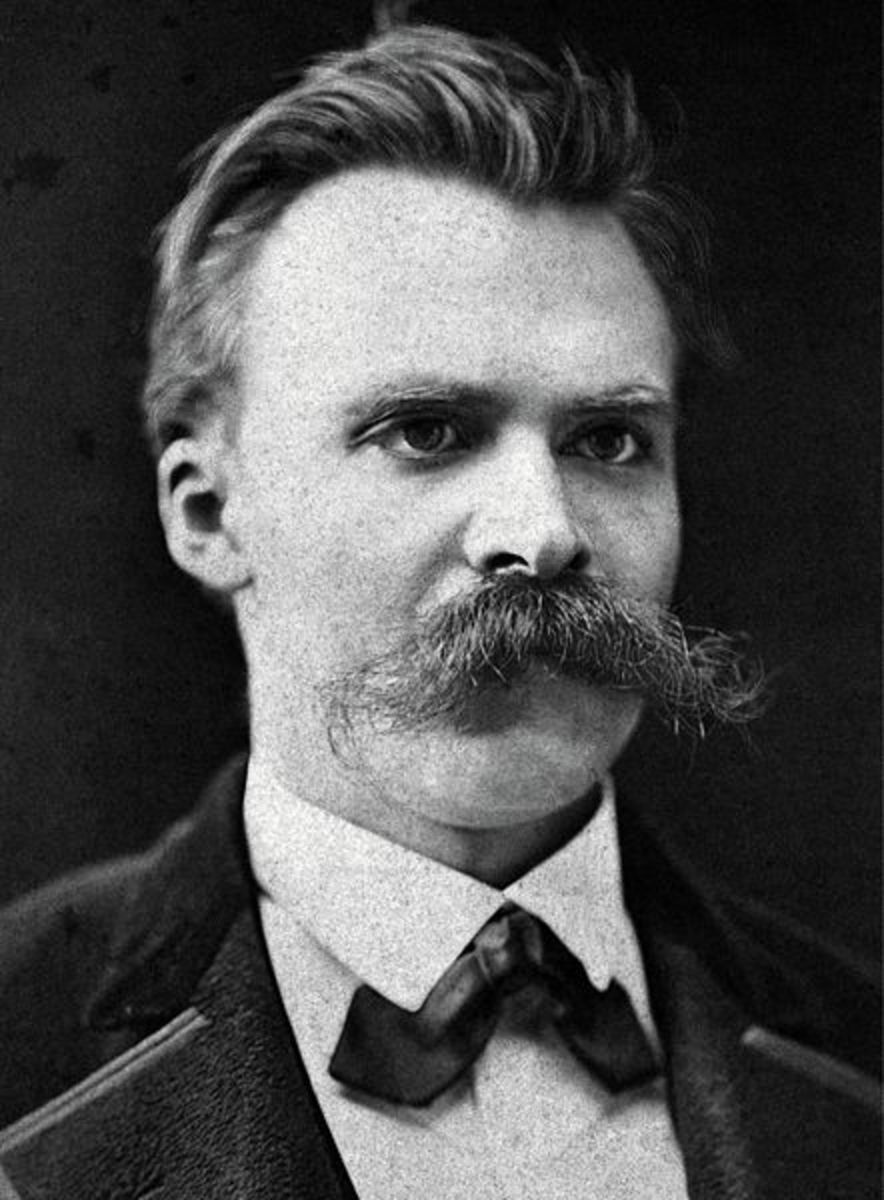 Did you know that the original texts of Nietzsche's work were edited by his anti-semitic sister and brother-in-law and it was many years later before scholars realized that his original manuscripts were not racist at all?