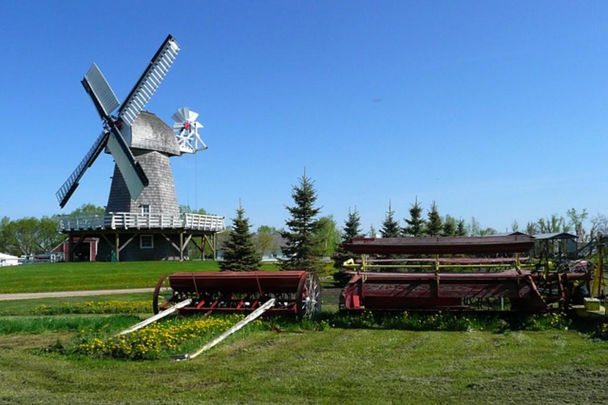 Manitoba community.