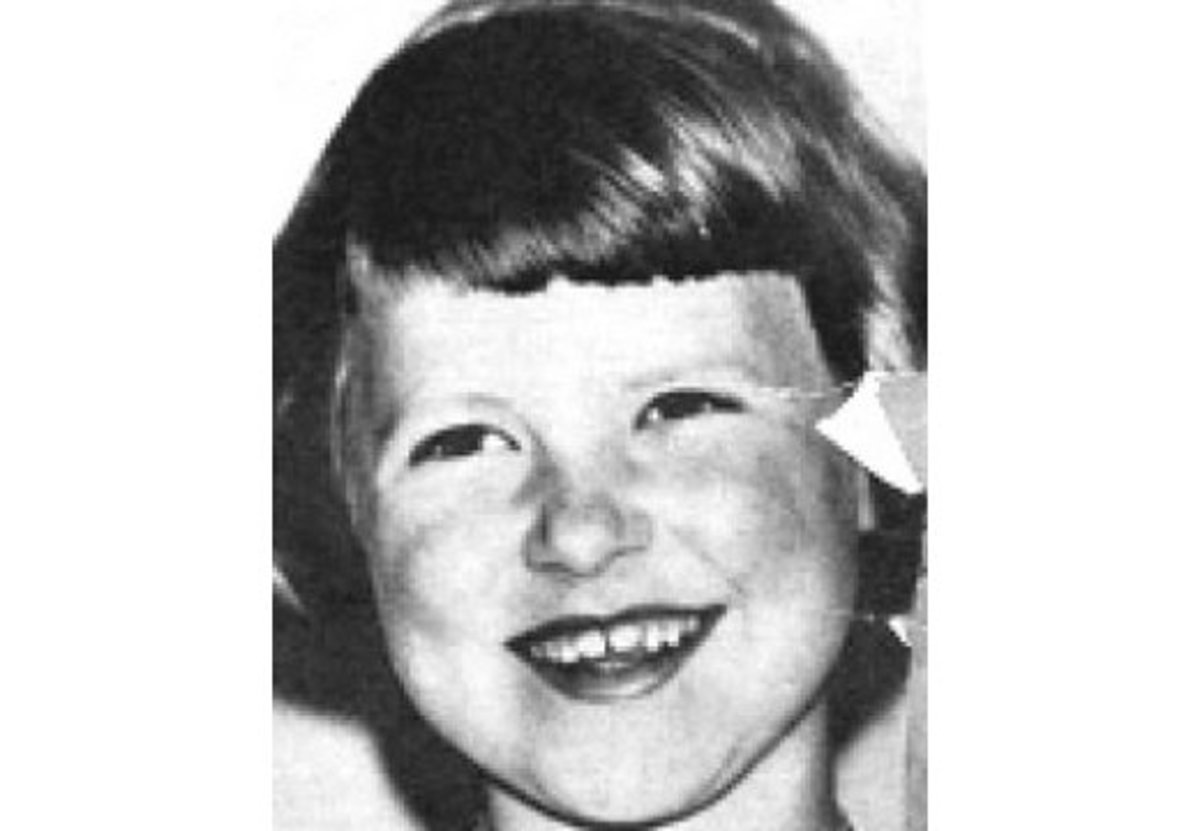 Cold case: Ann Marie Burr was abducted from her bedroom in 1961.