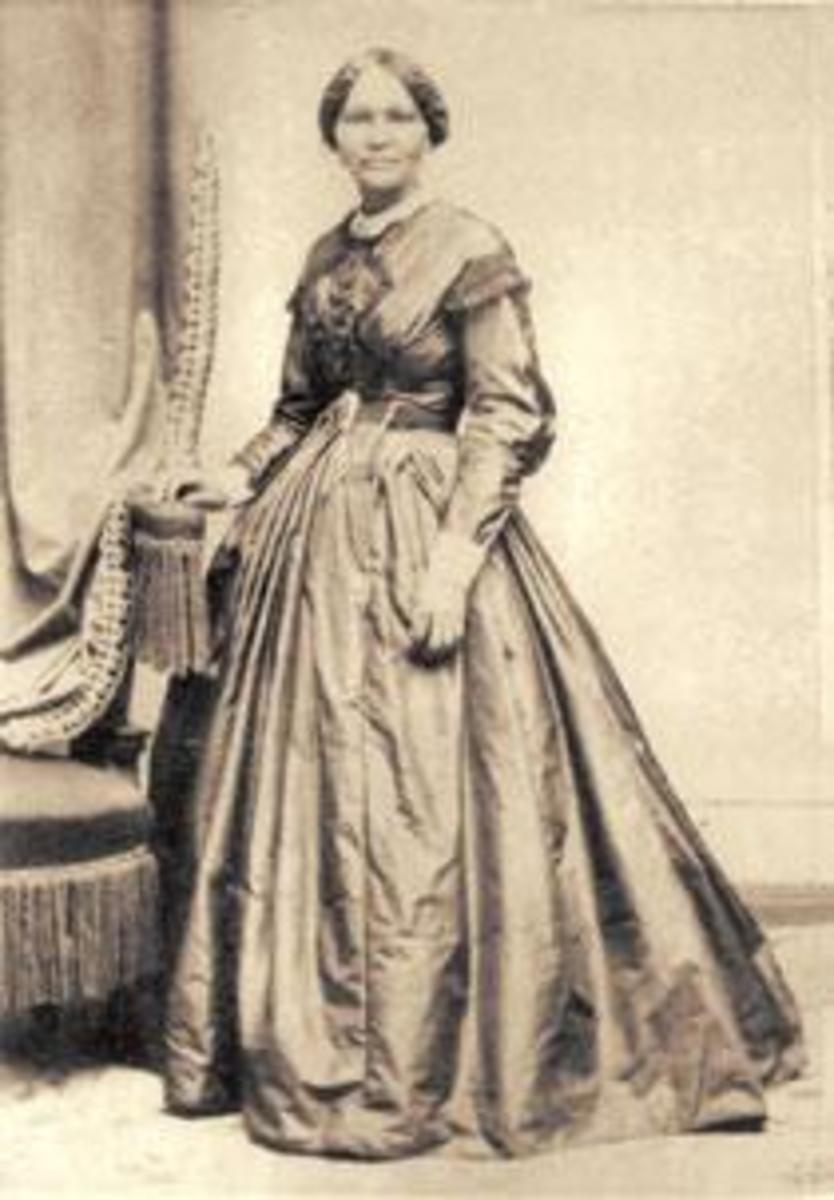 Elizabeth Keckley, Dressmaker and Friend of Mary Todd Lincoln