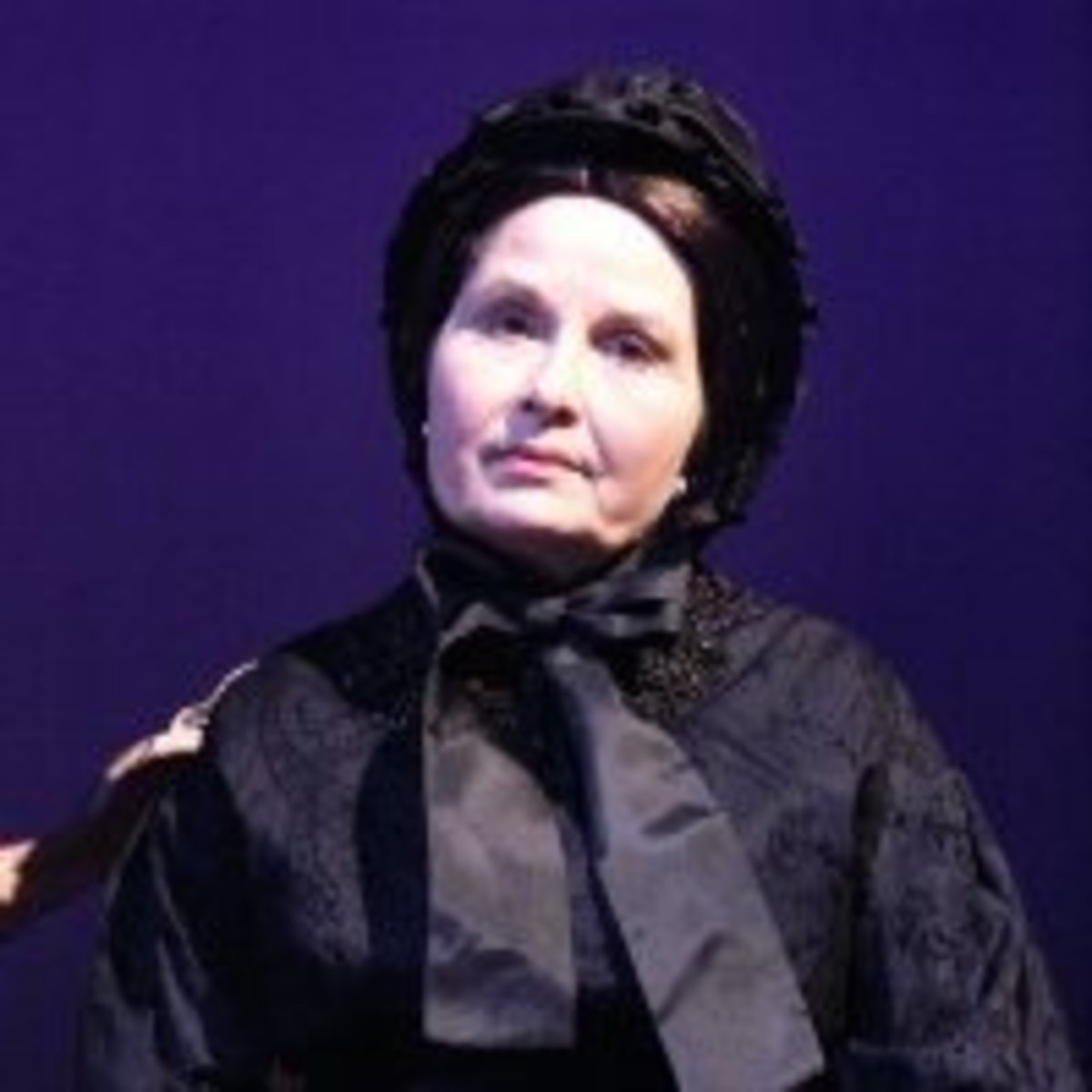 Pamela Brown actress who portrayed Mary Todd Lincoln in the mock trial