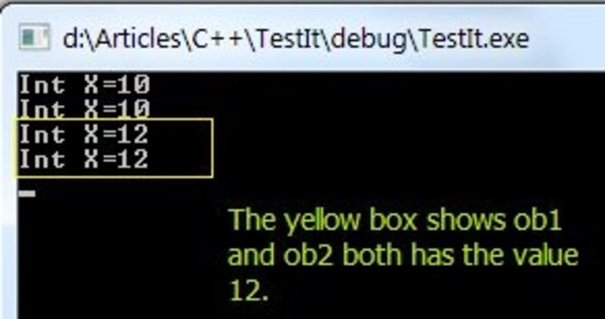 Deep Copy and Shallow Copy in C++ With Example   Owlcation