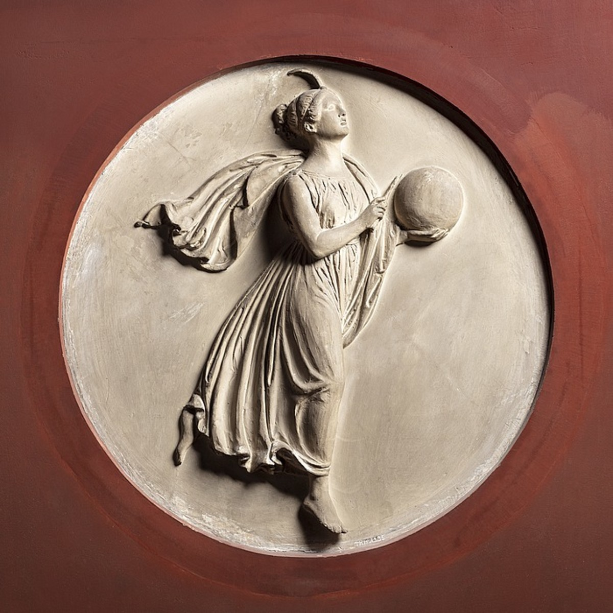 Urania, Muse of Astronomy.