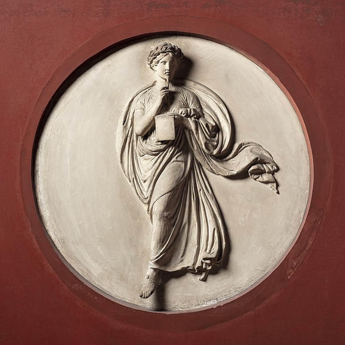 Calliope, Muse of Epic Poetry.