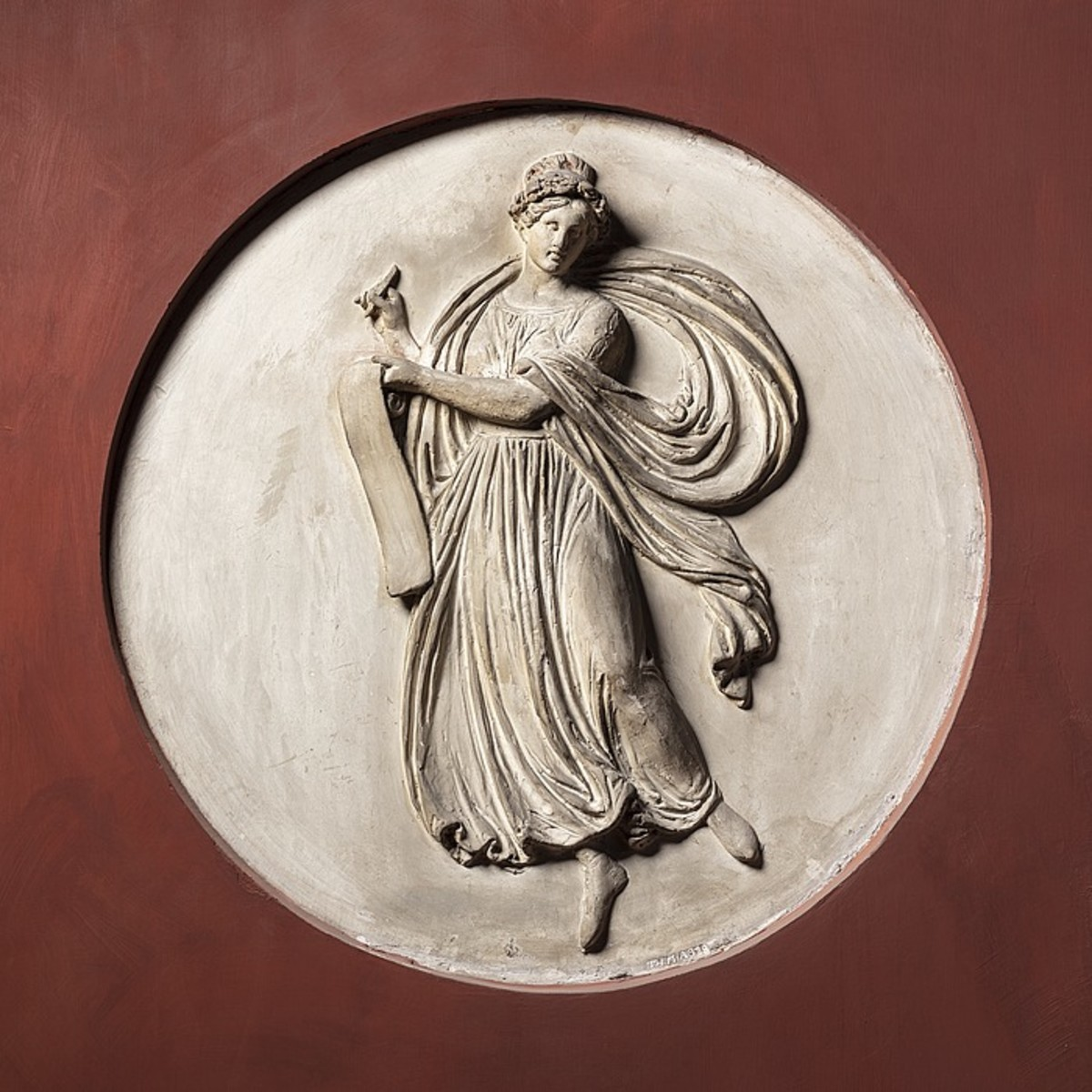 Clio, Muse of History.