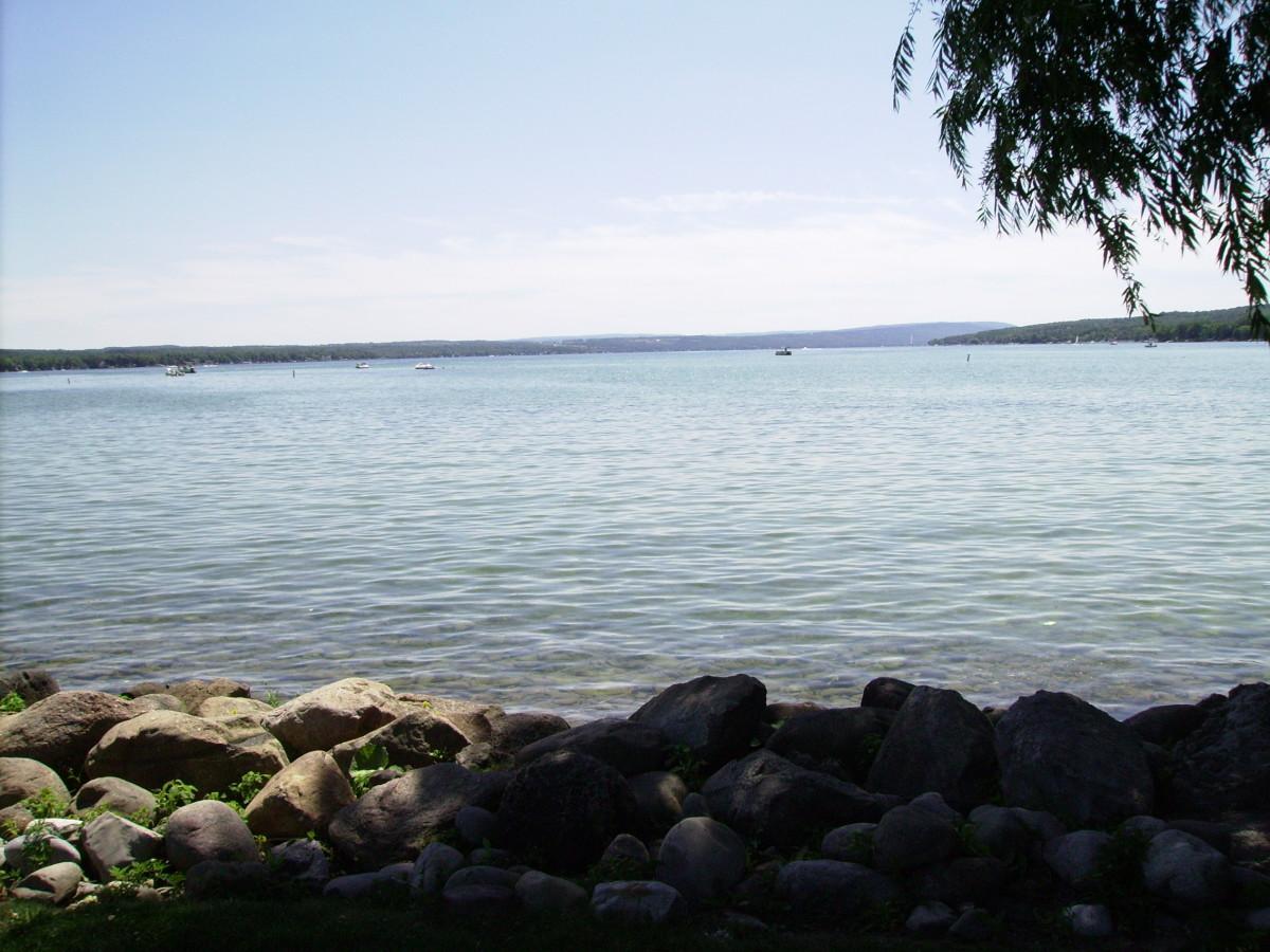 A Trip Around Canandaigua Lake
