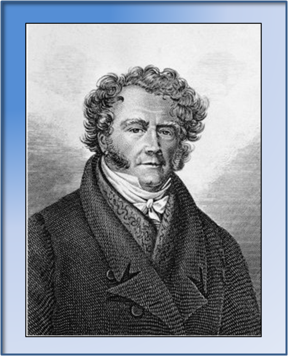 Eugene Francois Vidocq (1775-1857), the father of modern criminal investigation.