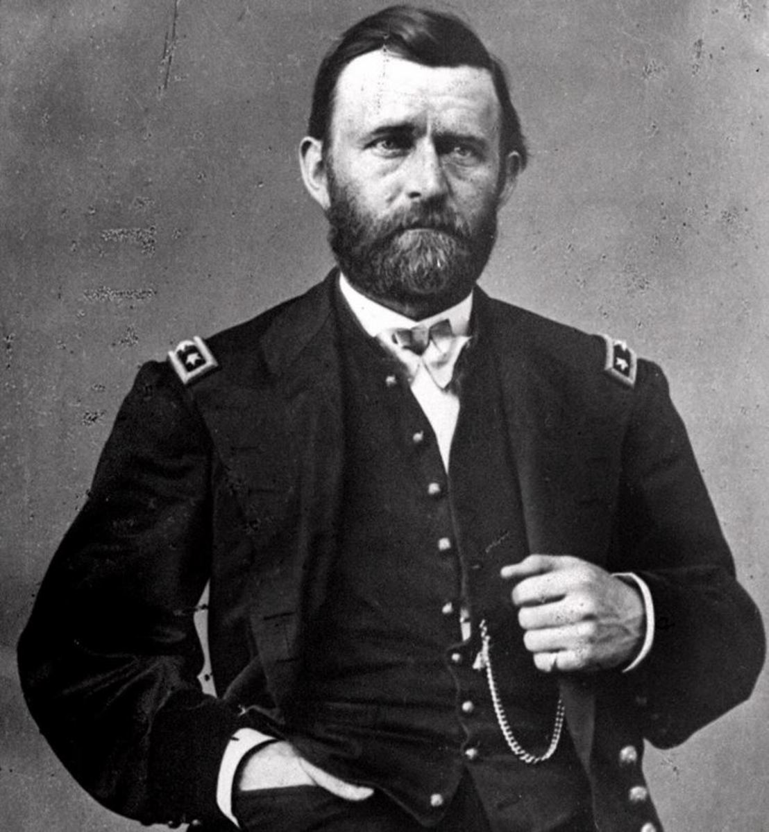civilians in the siege of vicksburg living in caves eating rats  general ulysses s grant