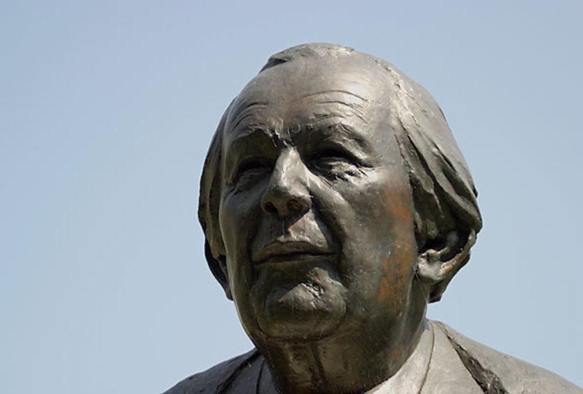 Jean Piaget Sculpture Switzerland