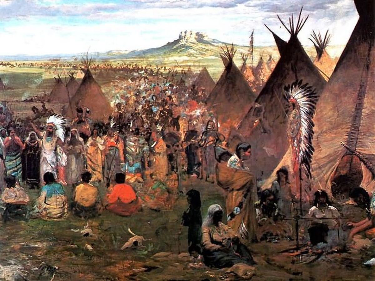 native americans and european settlers Native american resilience and violence in helped lead the native american forces treat native americans well after the war white settlers claimed.
