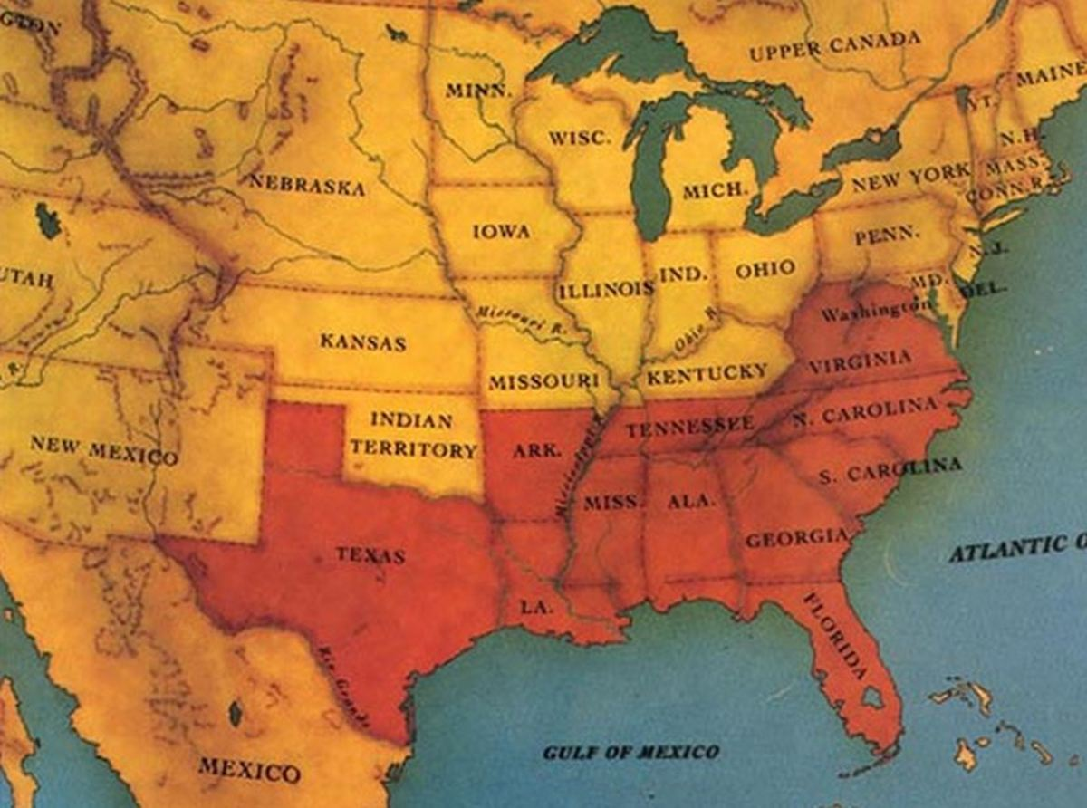 The Confederate States