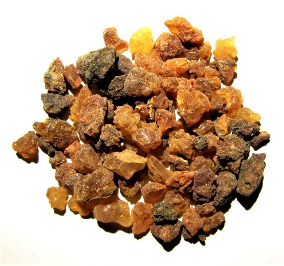 Myrrh from Oman