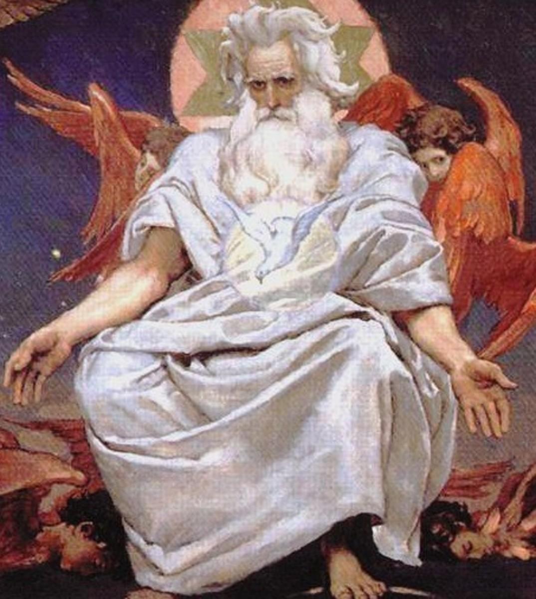 The Christian God.