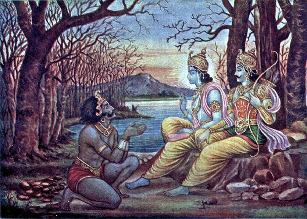 The Mahabharata is a foundational text addressing Hindu morality and history.