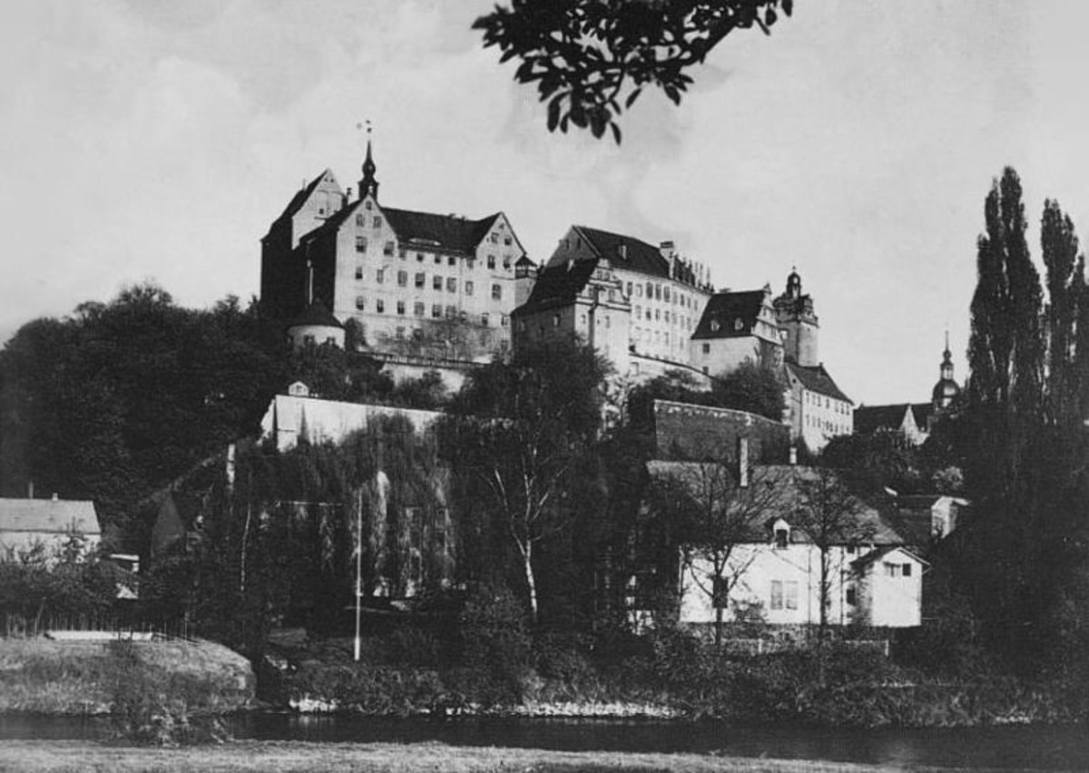 World War 2: Colditz Castle