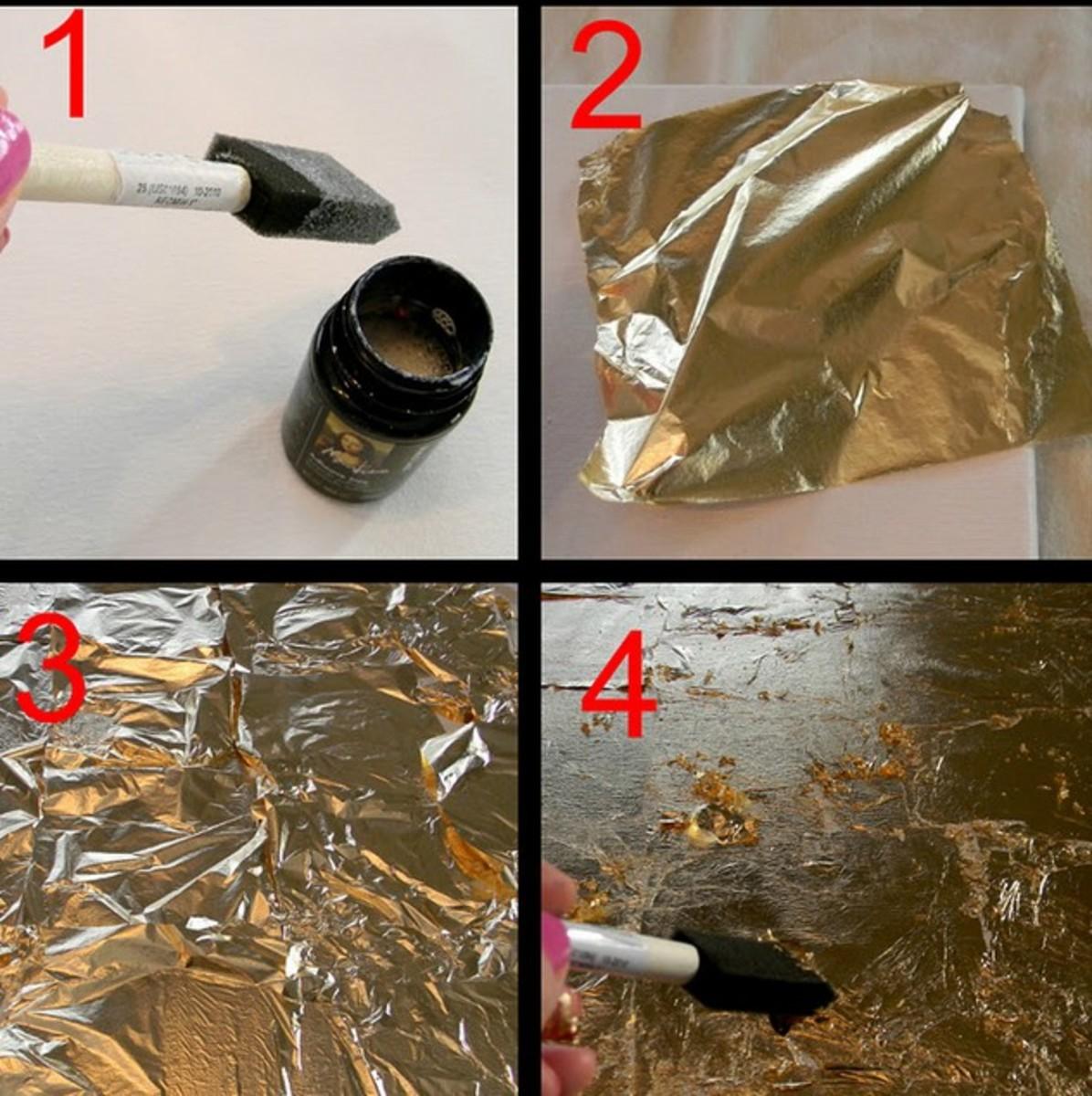 goldleaf process