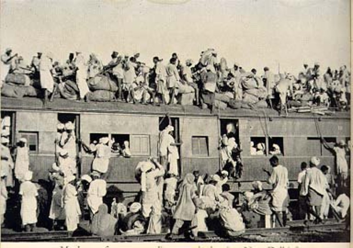 Train to Pakistan.