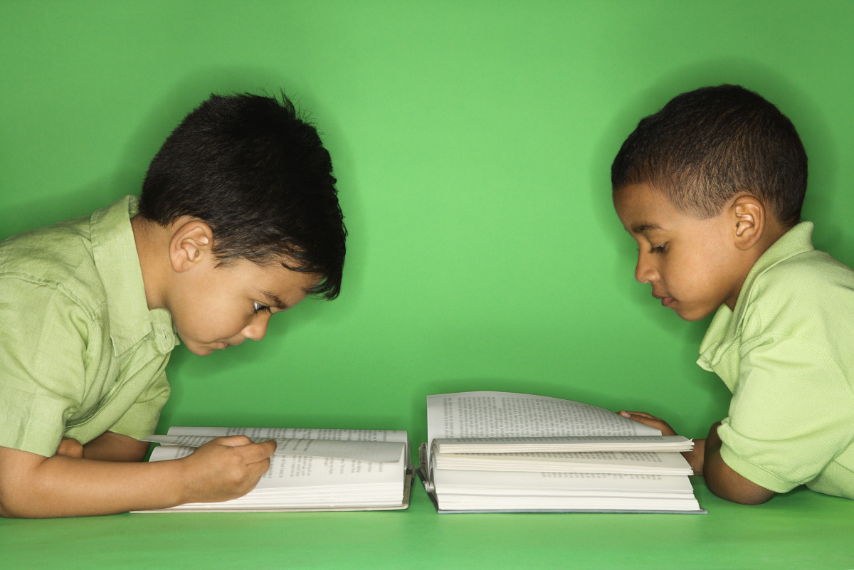 Independent Projects can be challenging. By allowing your students to team up with a partner; it makes the learning experience twice as enjoyable.