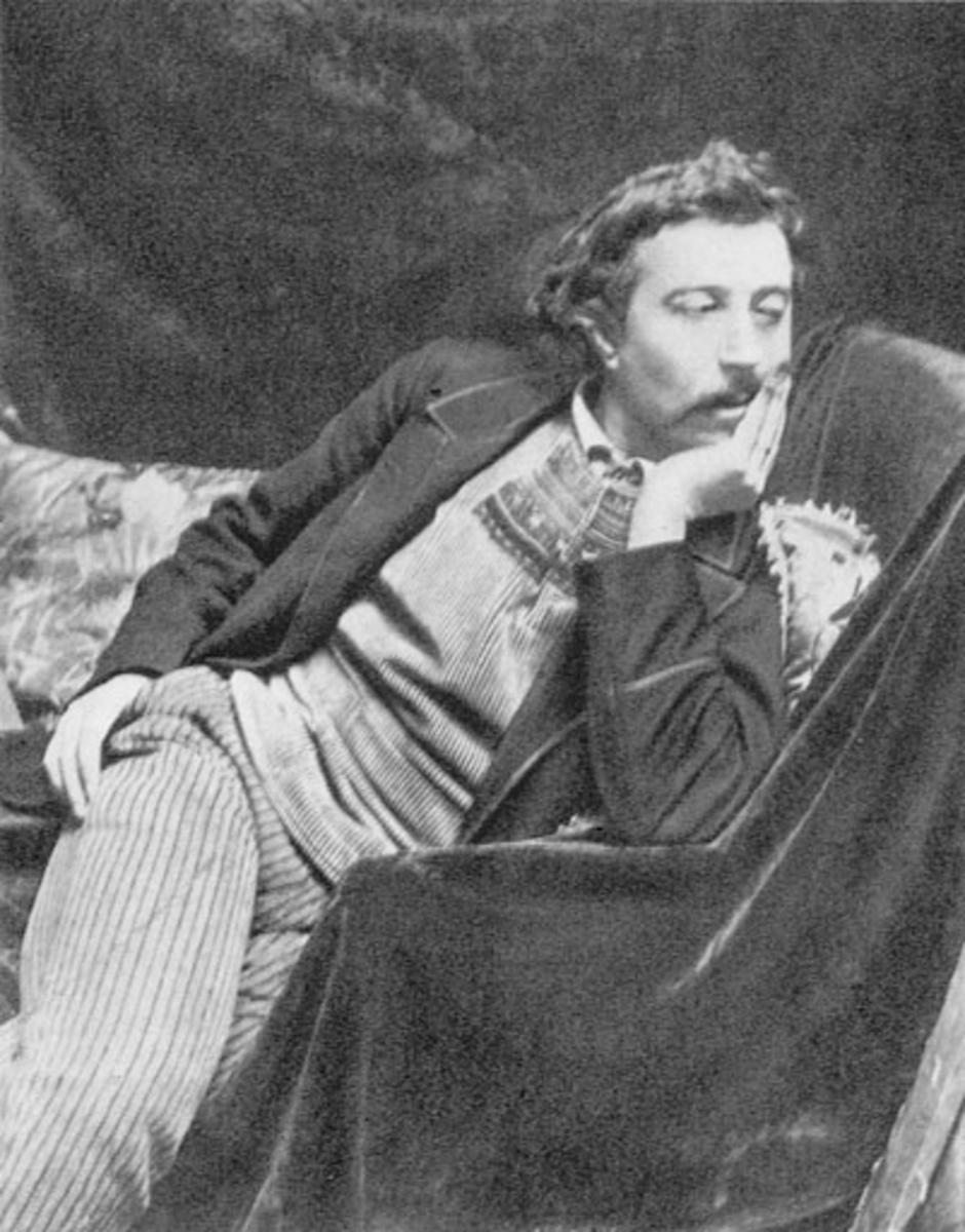 Photograph of Paul Gauguin 1891