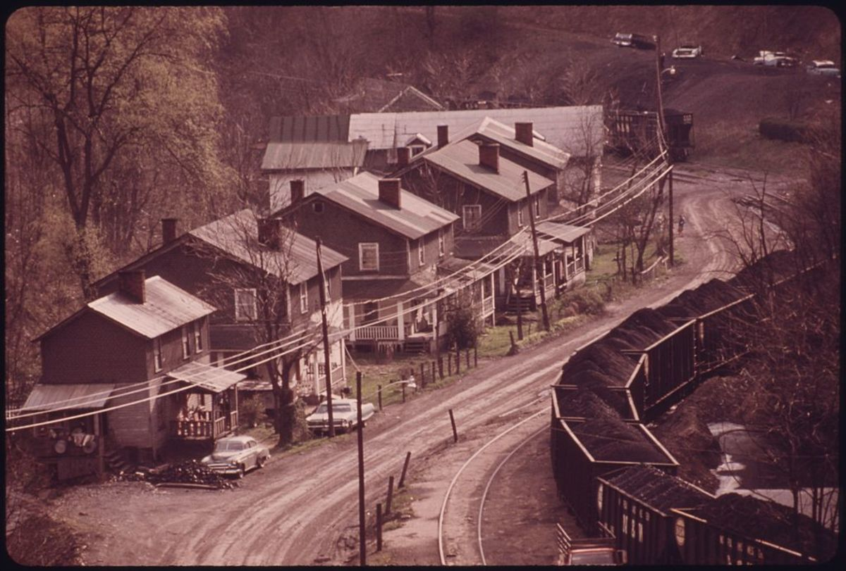 Red Ash, Virginia photo by  Jack Corn, 1929