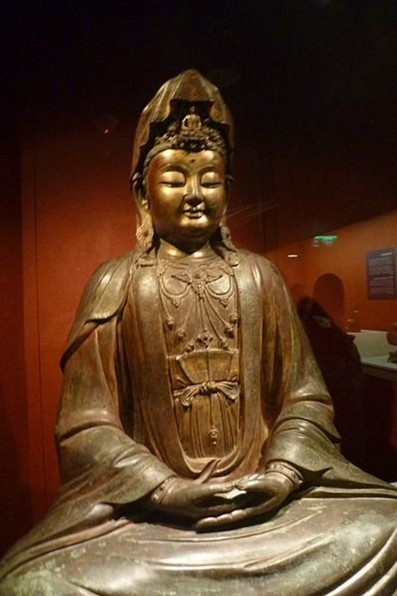National Palace Museum, Taiwan (Ming Dynasty)
