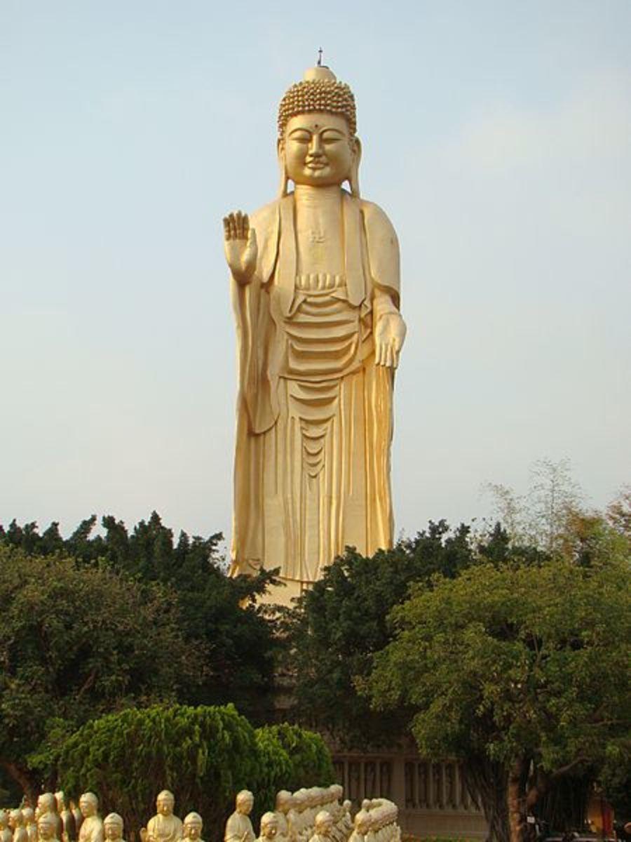 Fo Guang Shan Kaohsiung, Taiwan
