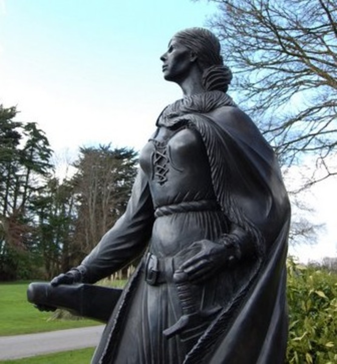 Statue of Grace O'Malley