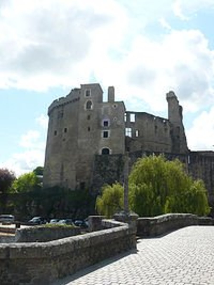 Clisson Castle