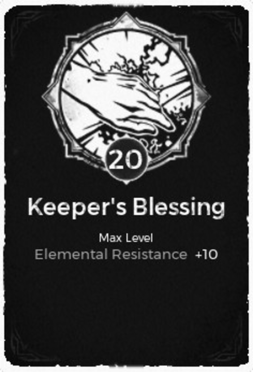 Keeper's Blessing