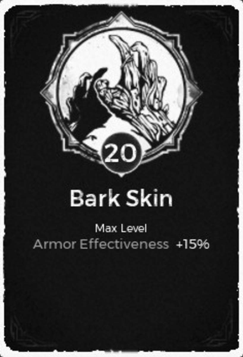 Bark Skin