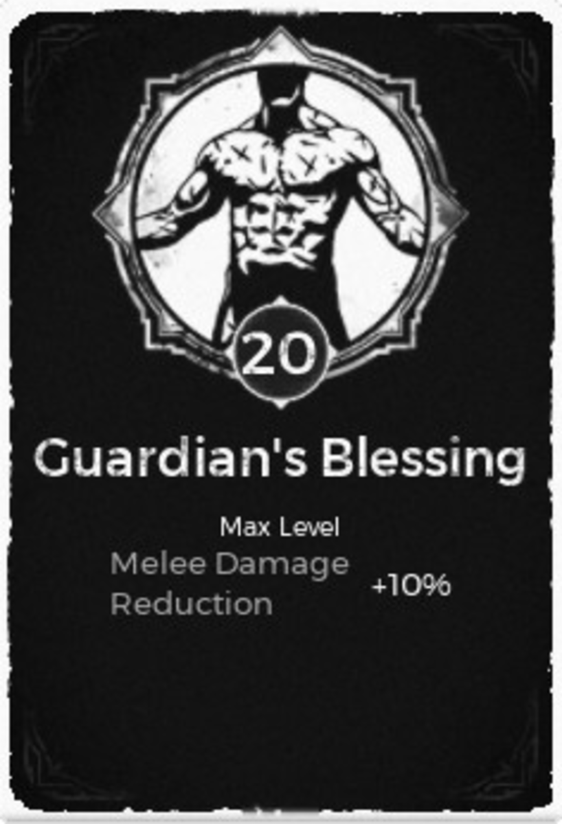 Guardian's Blessing