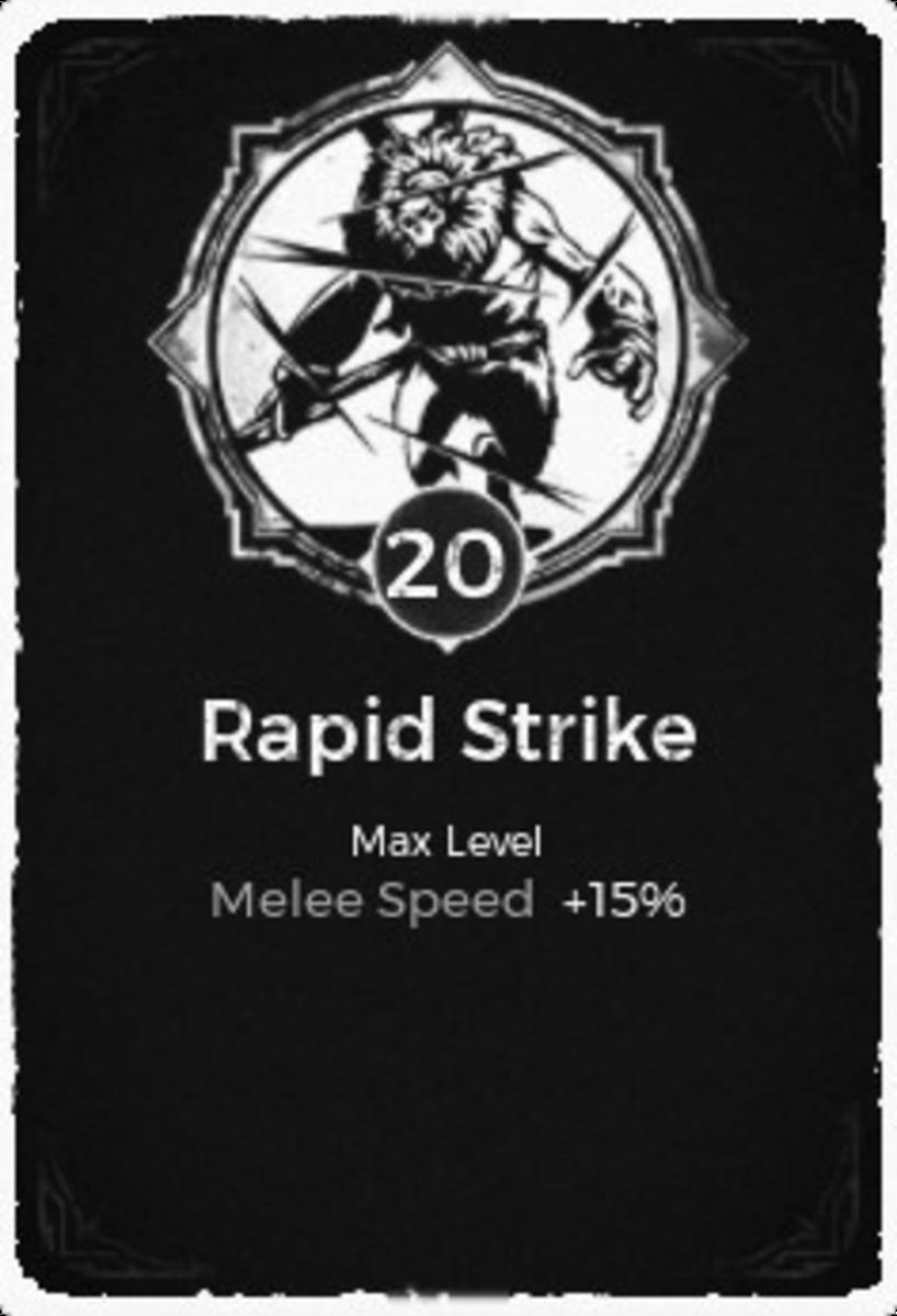 Rapid Strike