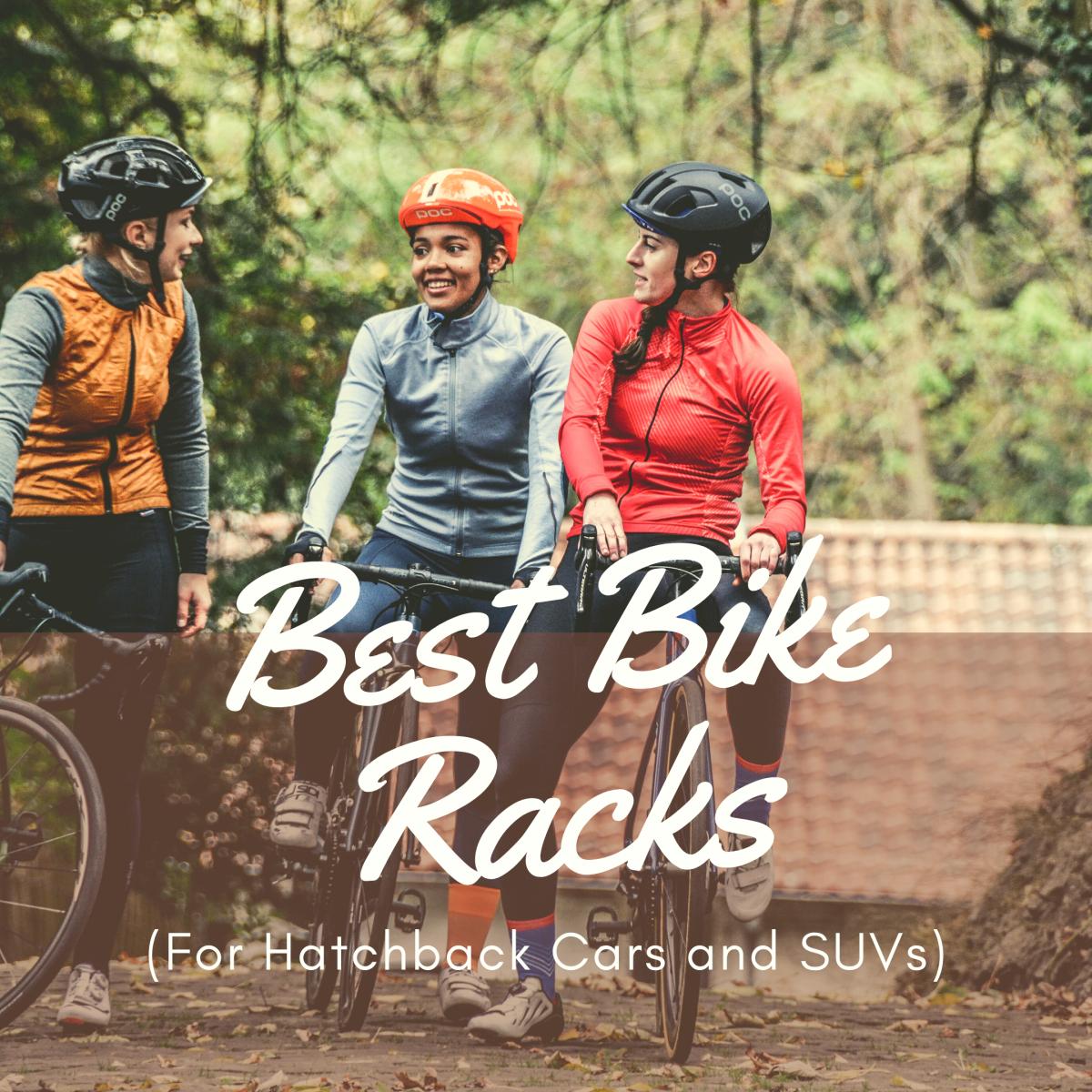 3 Best Bike Racks (for Hatchback Cars)