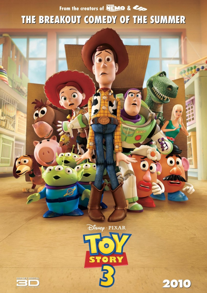 "Movie Review: ""Toy Story 3"""
