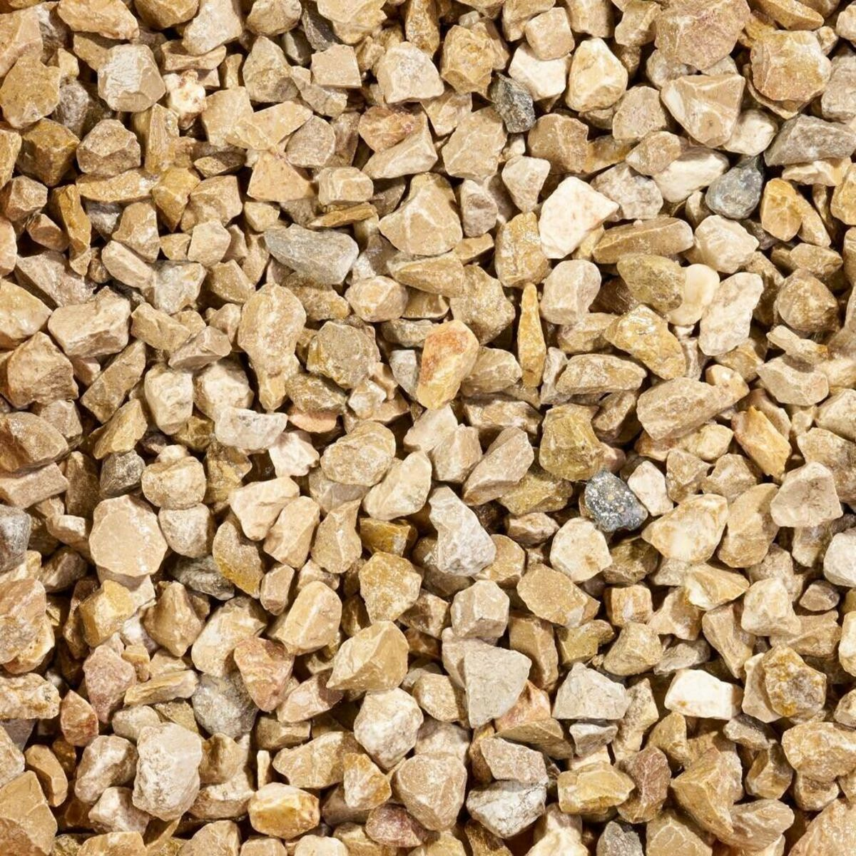 Decorative stone mulch is great for landscaping around trees, shrubs, decks, driveways and other areas. It can help prevent erosion and retain moisture in the soil.