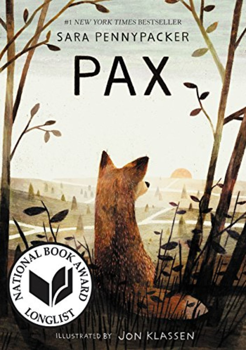 """""""Pax"""" by Sara Pennypacker"""