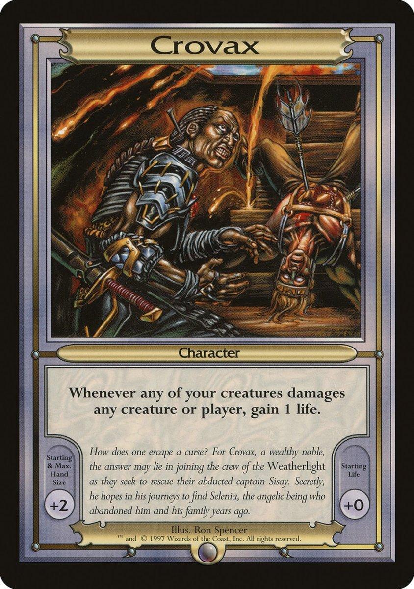 Crovax (vanguard)