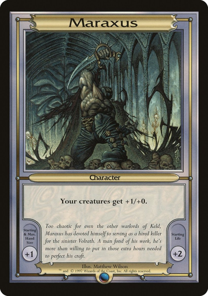 Maraxus (vanguard)