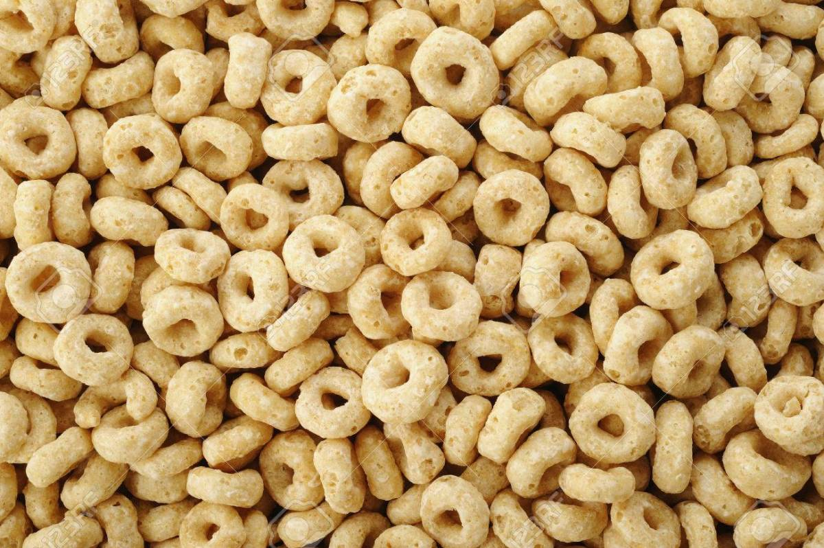 In 1945, Cheerios was a popular food.